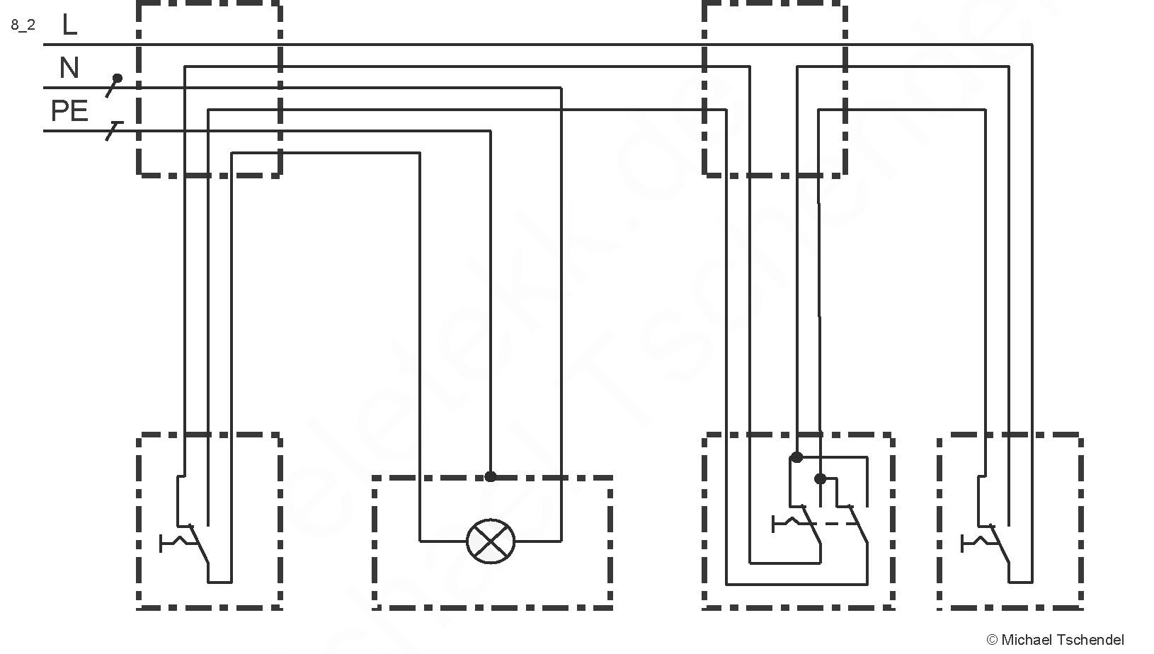 kreuzschaltung eine kreuzschaltung wird ben tigt 1 2 do. Black Bedroom Furniture Sets. Home Design Ideas
